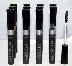 12 x Collection Colour Lash Mascara | Black | RRP £60 | Wholesale